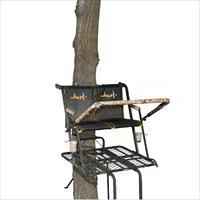 Muddy Nexus Xtl 2-Man With Tree Lok System 20Ft Ladderstand MLS2601
