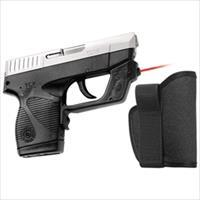 Crimson Trace Laser Laserguard Red Taurus Tcp 380 W/Holster LG-407-H
