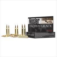 Nosler 60133 30-378 Weatherby Mag 210Gr Accubond Long Range 20Bx/10Cs 60133