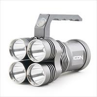 Guard Dog Icon 3000 Lumen Rechargeable Tactical Flashlight TL-GDI3000