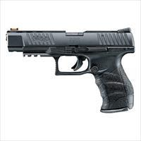 "Walther Arms Wal Ppq M2 22Lr 5"" 12Rd Blk W/Fo Fs 5100302"