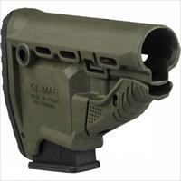 Mako Group M4/Ar-15 Survival Buttstock Built-In Mag GL-MAG