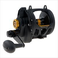 Penn Fishing Tackle Squall Lever Drag 2 Speed Conventional Reel SQL16VS