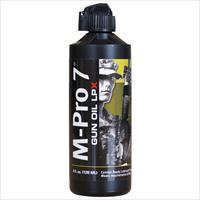 Hoppe's M-Pro7 4Oz Lpx Gun Oil Bottle 070-1453