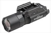 Surefire X300ub X300 Ultra  Clear 1 Led 1000 Lumens 123A Lithium (2) Battery Black Aerospace Grade Aluminum X300UB