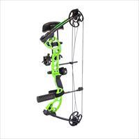 Quest Radical Bow Package Left Hand Greon RA.PKG.L.25.40-GRBK