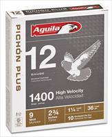 "Aguila 1Chb1297 Competition Pigeon Plus 12 Gauge 2.75"" 1-1/4 Oz 9 Shot 10 Bx/ 25 1CHB1297"