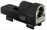 Trijicon 800023 Reflex 1X 24Mm Obj Unlimited Eye Relief 12.9 Moa Triangle Black RX06-11