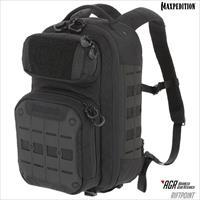 Maxpedition Riftpoint Ccw-Enabled Backpack Black RPTBLK