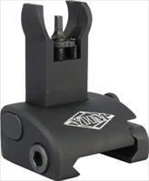 Yhm Qds Sight Front Hooded Quick Deploy Black YHM5030H