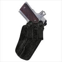 Galco Rg226b Royal Guard Inside The Pants  Glock 19/23/32 Horsehide/Leather Black RG226B