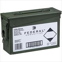 Federal Lake City 5.56 55Gr Fmj Bt 420/Can XM193LC1 AC1