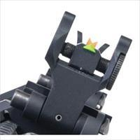 Troy Industries Inc Delta One 45D Offset Sights SSIG-45D-FRBT-00