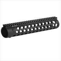 Troy Industries Inc Alpha Rail, Black STRX-AL1-11BT-01
