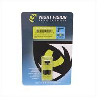 Night Fision Perfect Dot Night Sight Set, Sig Sauer .40 S&W & .45 Acp Caliber P-Series SIG176007YGZG