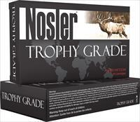 Nosler 60047 Trophy 7Mm Shooting Times Westerner 160 Gr Accubond 20 Bx/10 Cs Brass 054041600477