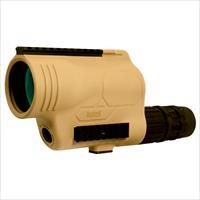 Bushnell Legend T-Series Tactical Spotting Scope 15-45X60mm, Straight, Mil-Hash, Fde 781545ED