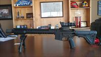 Custom Black Rain Full Billet AR-15 with Trijicon Acog and POF Drop-In trigger group