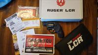 Ruger LCR .357 with integrated laser - Free Shipping