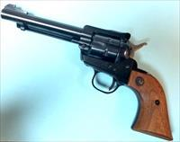 1971 RUGER SINGLE SIX W/ EXTRA 22 MAG CYL