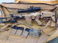 FN SCAR 17S FDE 7.62x51 BUCURESTI Scope
