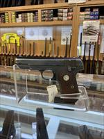Colt Automatic 32 Rimless Smokless