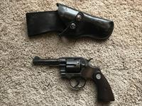 Colt Official Police 1943