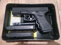 Glock 32 .357 Sig W/ .40 S&W Conversion Barrel Used Excellent Cond