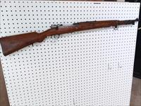 Spanish Mauser m43 1943 8mm bolt action rifle MINT #'s Matching