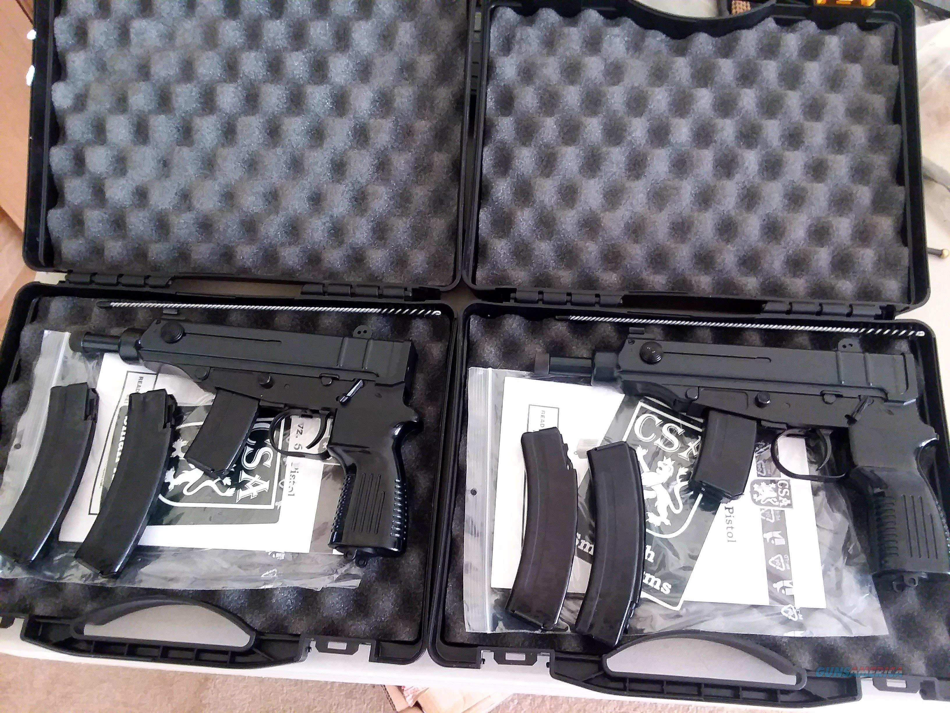 NEW Vz61 CZ  32 ACP Scorpion pistol threaded barrel czechpoint vz 61