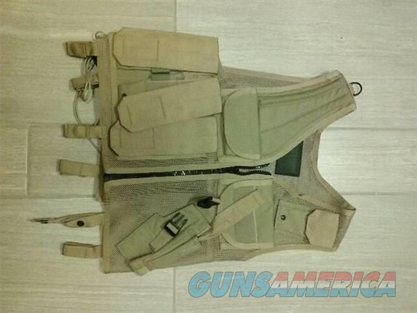 Military-Surplus-Load-Vest-Small-Holster-Mag-Pouch Military