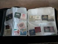 Las Vegas Vintage Casino Matchbook Collection
