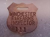 Winchester Inspector Tag