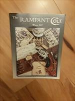 Colt Firearms Rampant Colt Magazine Winter 2017