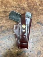 Colt 1903 1908 .32 .380 Leather Holster #39079 with Colt Logo