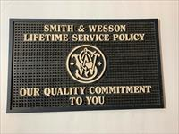 SMITH & WESSON S&W Advertising Firearms Dealer Rubber Mat