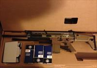 Scar 17 FDE *brand new + 4 mags + federal gold match grade*