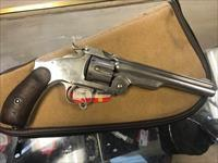Smith and Wesson Model 3 Serial Number: ((23!!!)) .44 Russian!