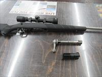 Used Savage Model 116 Bolt Action Rifle .300 Win.Mag Stainless Steel