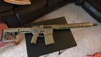 AR-10 custom with 6.5 Creedmor Barrel