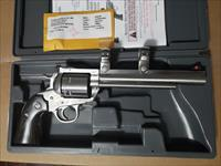 Ruger Hunter New Model Super Blackhawk .44 Magnum With Scope Rings