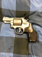 Smith and Wesson model 66-5 pre lock