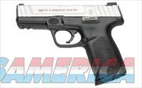 SW SD9VE 9MM 4 SS 10RD BLK POLY