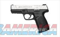 SW SD9VE 9MM 4 SS BLK POLY FS 10RD MA LEGAL