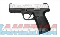 SW SD9VE 9MM 4 16RD SS BLK POLY