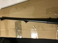Blaser R93 .30-06 with open sites and comes with Magazine