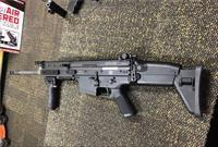 FN HERSTAL SCAR 17S BLACK W/ACC, USED LIKE NEW