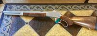 Big Horn Armory Model 89 Stainless Carbine No 1 Walnut in 500 S&W