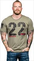 Nine Line Apparel 22day Men's - T-shirt Coyote Small