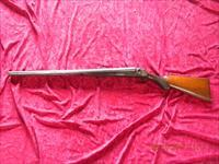 Remington Model 1889 12 Ga. SxS Damascus Hammer Shotgun